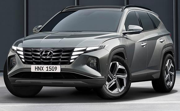 Hyundai Tucson'da yeni dönem