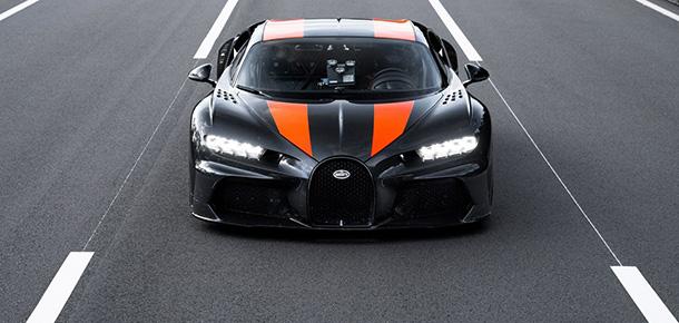 Bugatti el mi değiştiriyor?