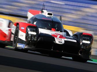 TOYOTA GAZOO Racing'den interaktif görsel şölen