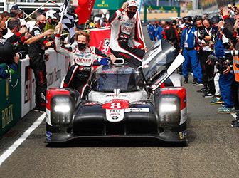 Toyota, Le Mans'ı üst üste üçüncü kez kazandı