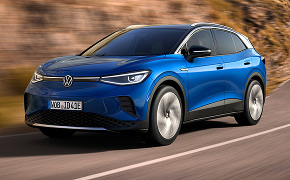 Volkswagen'in ilk elektrikli SUV modeli hazır