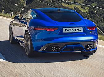 Makyajlı Jaguar F-Type Türkiye'de...