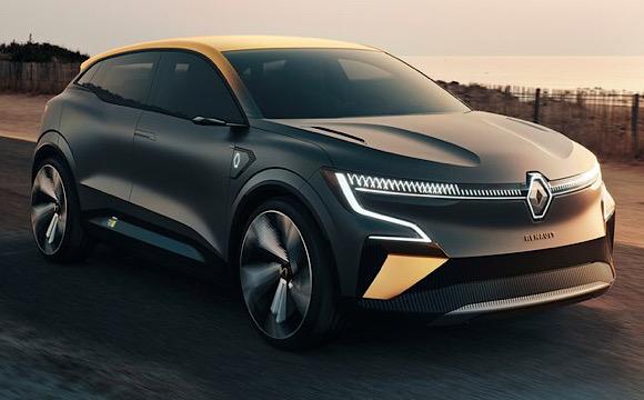Renault'dan yeni bir elektrikli konsept