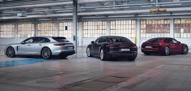 Porsche Panamera model gamı genişledi