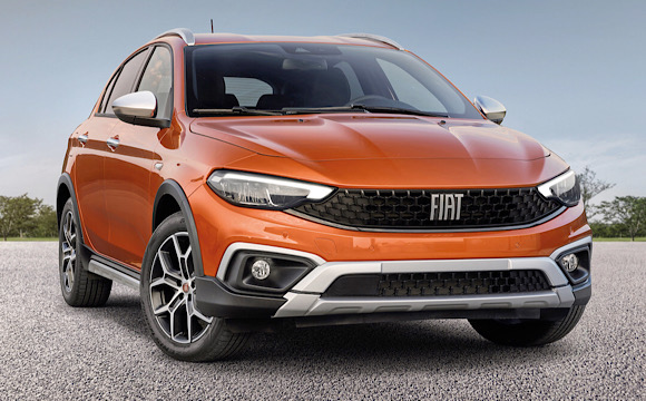 Fiat Egea ailesinde çıta yükseliyor...