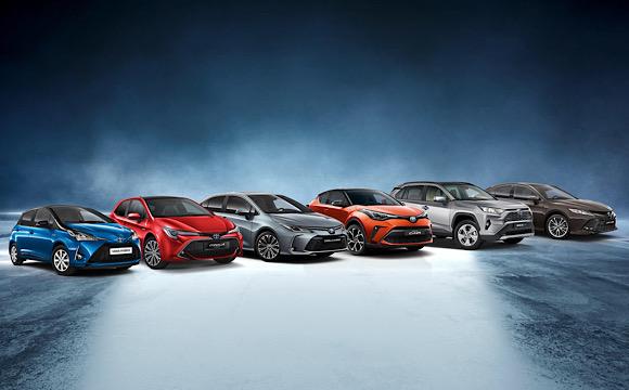 Toyota 16 yıldır zirvede