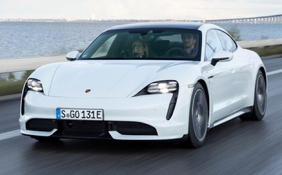 Porsche Taycan artık doğru adreste!