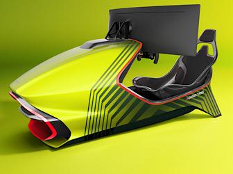 Aston Martin'den oyun severler için özel bir simülatör