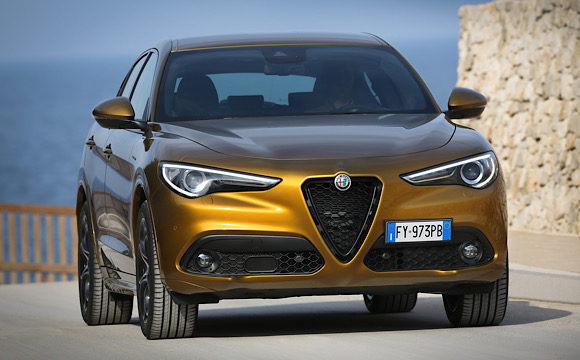 Alfa Romeo Stelvio'ya Autonis ödülü