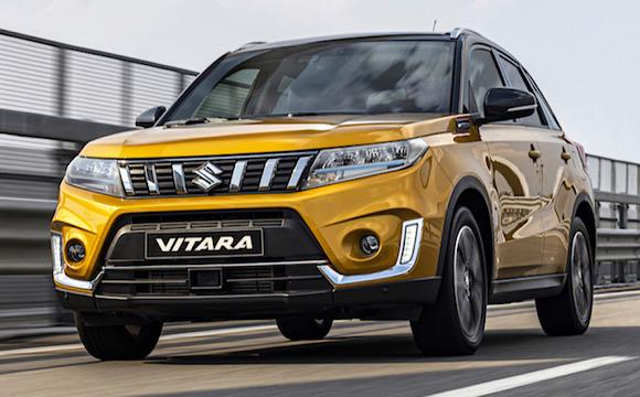 Suzuki Vitara'da yüzde 0,99 faizli kredi fırsatı