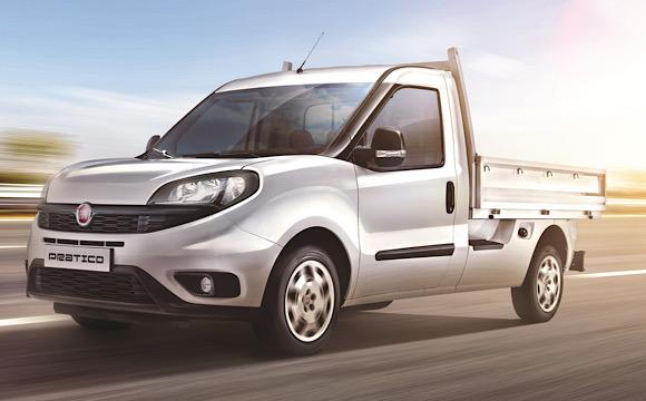 Fiat Doblo, Pratico ve Fiorino'da Sıfır Faizli Kredi fırsatı