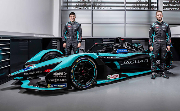 Jaguar'ın yeni Formula E aracı hazır