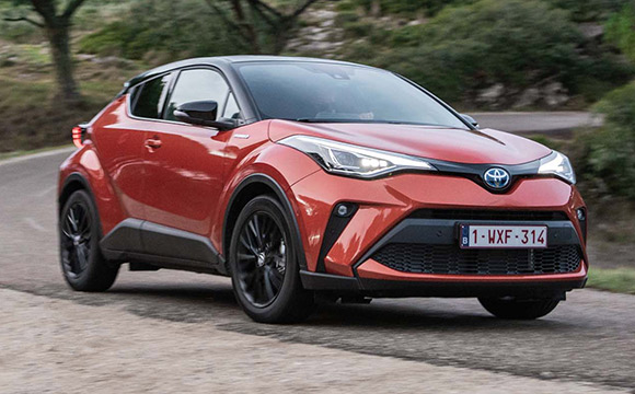 Yeni yılın ilk kampanyası Toyota'dan geldi