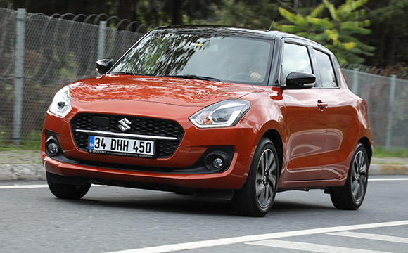 Test: Suzuki Swift Hybrid