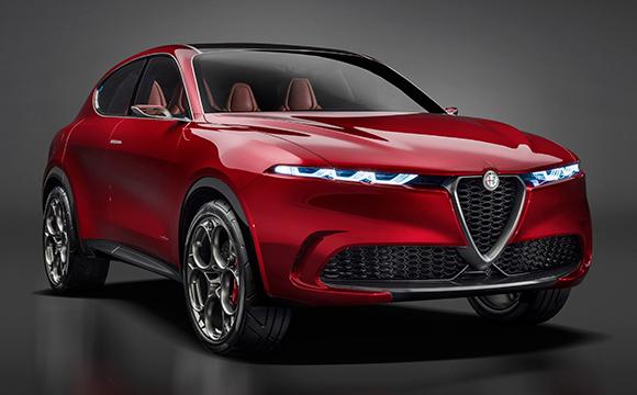 Alfa Romeo Tonale yollara çıkmadan ödül aldı
