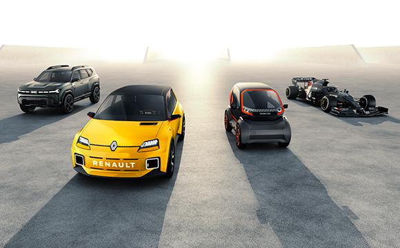 Renault'da yeni bir dönem başlıyor