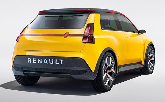Renault 5 geleceğe uzanıyor