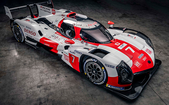 Toyota GAZOO Racing yeni yarışçısını tanıttı