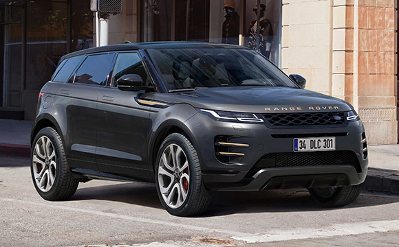 Evoque'un vergi avantajlı versiyonu Türkiye'de