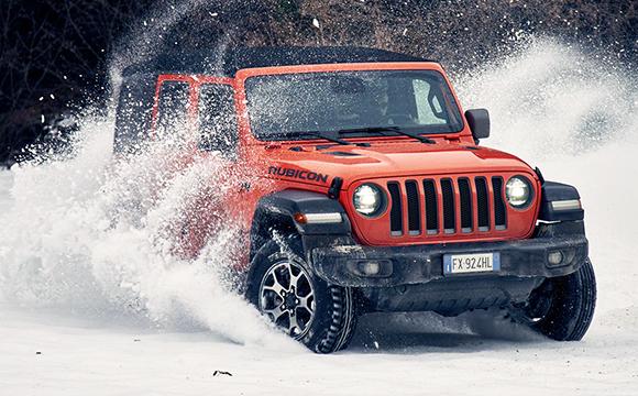Jeep Wrangler ve Renegade 4xe'ye ödül