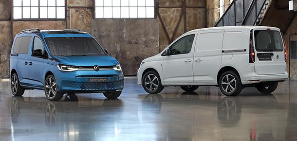 Yeni VW Caddy Türkiye yollarına çıkıyor