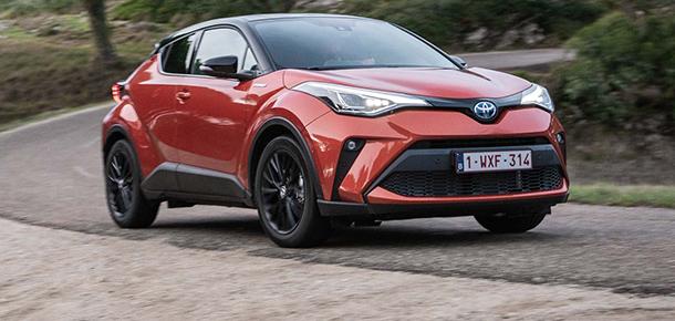 2020 yılı Toyota için iyi geçti