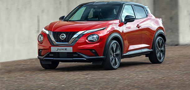 Yeni Nissan Juke bayilerdeki yerini aldı