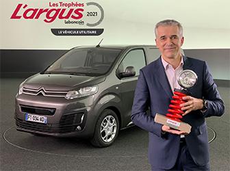 Citroën ë-Jumpy'ye bir ödül daha...