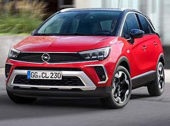 Opel Crossland Ocak ayının B-SUV lideri oldu