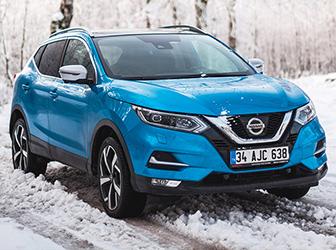 Nissan Qashqai yeni yıla lider başladı