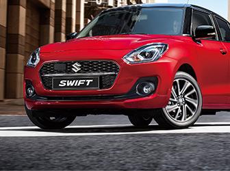 Suzuki Swift Hibrit'te sıfır faiz fırsatı