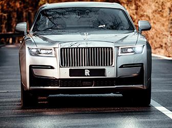 Yeni Rolls-Royce Ghost Türkiye'de...