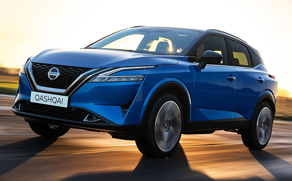 Yeni Nissan Qashqai tanıtıldı