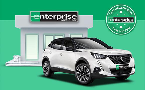 Enterprise Türkiye 2021'e yatırımla başladı