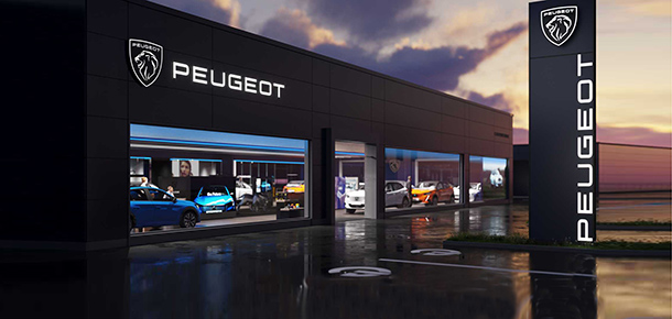 Peugeot'da yeni logo, yeni dönem!