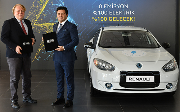 Renault Mais'ten teknik eğitime destek