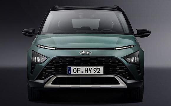 Hyundai'nin yeni B-SUV modeli tanıtıldı