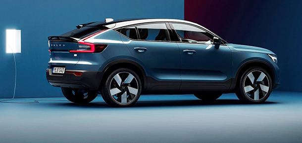 Volvo'dan tamamen elektrikli yeni model