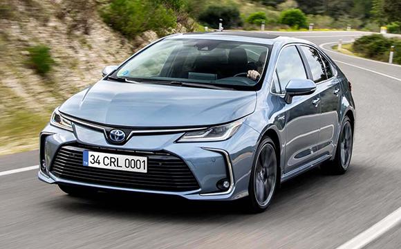 Toyota'dan tüm modelleri için 5 yıl garanti süresi
