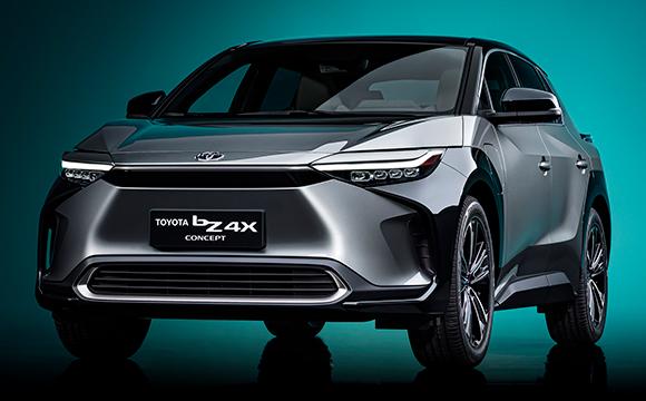 Tamamen elektrikli Toyota 2022'de sunulacak