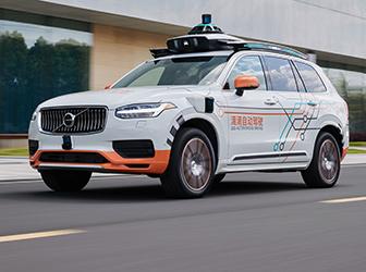 Volvo'dan otonom test filosu için stratejik iş birliği