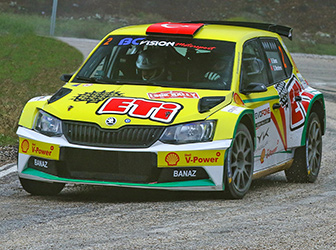 Evofone ESOK Rally'yi Buğra Bana kazandı