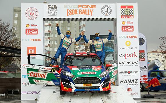 Castrol Ford Team Türkiye sezona hızlı başladı