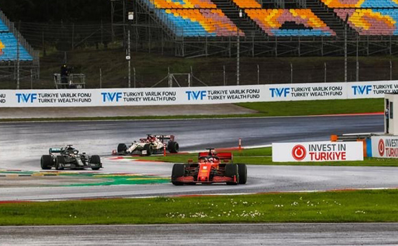 Formula 1 heyecanı tekrar Türkiye'de...