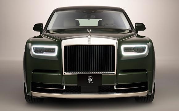 Rolls-Royce Phantom'a Hermes dokunuşu!