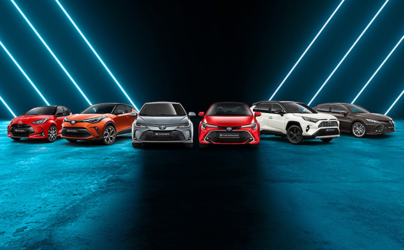 En düşük ortalama emisyon Toyota'da...