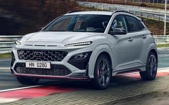280 beygirlik Hyundai KONA N tanıtıldı