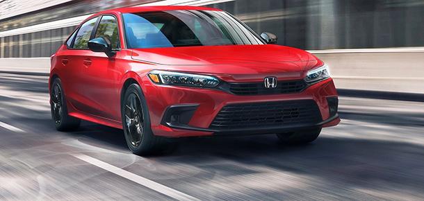 11'inci nesil Civic Sedan yıl sonunda gelecek