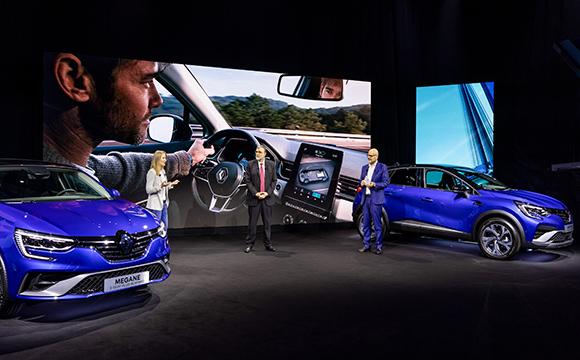 Renault'nun geleceği şekilleniyor