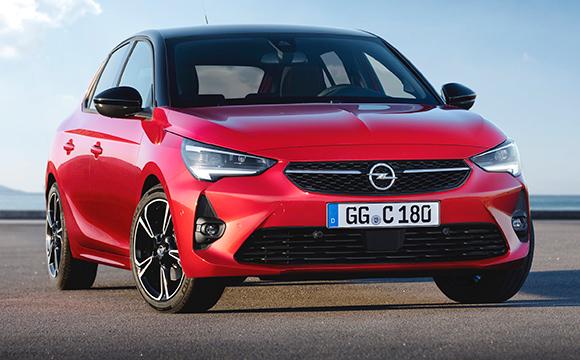 Opel'in binek ve hafif ticari gamında Mayıs fırsatları